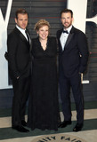 SCOTT EVANS Photo - 28 February 2016 - Beverly Hills California - Scott Evans Chris Evans Carly Evans 2016 Vanity Fair Oscar Party hosted by Graydon Carter following the 88th Academy Awards held at the Wallis Annenberg Center for the Performing Arts Photo Credit Byron PurvisAdMedia