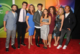 Amaury Nolasco Photo - 18 November 2015 - Universal City California - Izzy Diaz Jose Moreno Brooks Alex Meneses Jencarlos Canela Eva Longoria Diana Maria Riva Jadyn Douglas Amaury Nolasco Telenovela and Superstore Press Junket Photo Credit Byron PurvisAdMedia