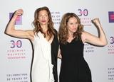 Amy Brenneman Photo - 22 May 2017 - Los Angeles California - Alysia Reiner Amy Brenneman Feminist Majority Foundation 30th Anniversary Celebration Photo Credit F SadouAdMedia