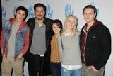 Anna Jacoby-Heron Photo - 16 November 2014 - Culver City California - Jesse Henderson Eddie Matos Kathryn Prescott Anna Jacoby-Heron Alex Saxon Save A Childs Heart Celebration held at Sony Pictures Studios Photo Credit Byron PurvisAdMedia