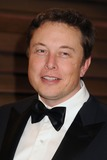 ELON MUSK Photo - 02 March 2014 - West Hollywood California - Elon Musk 2014 Vanity Fair Oscar Party following the 86th Academy Awards held at Sunset Plaza Photo Credit Byron PurvisAdMedia