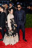 Lisa Bonet Photo - 04 May 2015 - New York New York- Lenny Kravitz Lisa Bonet China Through The Looking Glass Costume Institute Gala at The Metropolitan Museum of Art Photo Credit Christopher SmithAdMedia