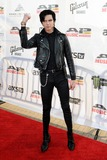 Andy Biersack Photo - 21 July 2014 - Cleveland OH - Music artist  ANDY BIERSACK of the group BLACK VEIL BRIDES attends the 1st Annual 2014 Gibson Brands AP Music Awards at the Rock and Roll Hall of Fame and Museum   Photo Credit Jason L NelsonAdMedia