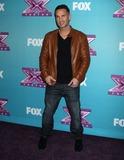 Mike The Situation Sorrentino Photo - 19 December 2012 - Los Angeles California - The X Factor Season Finale - Night 1 held at CBS Studios Photo Credit Russ ElliotAdMedia