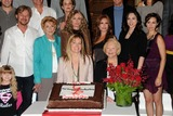 Samantha Bailey Photo - 08 May 2013 - Actress Jeanne Cooper Dies At 84 File photo 24 March 2011 - Los Angeles California - Samantha Bailey Stephen Nichols Jeanne Cooper Eileen Davidson Maria Bell Tracey Bregman Lee Phillip Bell Eden Riegel and Emily OBrien Cake Cutting Ceremony to Commemorate The Young And The Restless 38th Anniversary held at CBS Television City Photo Credit Byron PurvisAdMedia