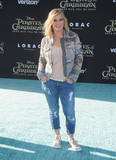 Allison Sweeney Photo - 18 May 2017 - Hollywood California - Allison Sweeney Premiere Of Disneys Pirates Of The Caribbean Dead Men Tell No Tales at Dolby Theatre in Hollywood Photo Credit Birdie ThompsonAdMedia