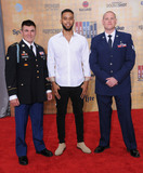 Anthony Sadler Photo - 04 June 2016 - Culver City California - Alek Skarlatos Anthony Sadler Spencer Stone Arrivals for Spikes Guys Choice held at Sony Pictures Studios Photo Credit Birdie ThompsonAdMedia