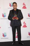 Alejandro Sanz Photo - 19 November 2015 - Las Vegas Nevada - Alejandro Sanz  2015 Latin Grammy Awards Press Room at the MGM Grand Garden Arena Photo Credit MJTAdMedia