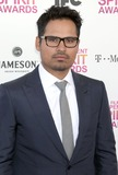 Michael Pena Photo - 23 February 2013 - Santa Monica California - Michael Pena 2013 Film Independent Spirit Awards - Arrivals held at Santa Monica Beach Photo Credit Russ ElliotAdMedia