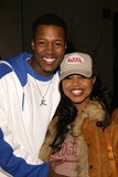 Tupac Photo - Flex Alexander and Shanice at the premiere of Paramount Pictures Tupac Resurrection at the ArcLight Theaters Hollywood CA 11-04-03