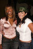 Tupac Photo - Shondrella Avery and Kira Soltanovich at the premiere of Paramount Pictures Tupac Resurrection at the ArcLight Theaters Hollywood CA 11-04-03