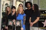Alice in Chains Photo - Rita Wilson Ann Wilson Nancy Wilson Alice in Chainsat the induction ceremony for Heart into the Hollywood Walk of Fame Hollywood CA 09-25-12
