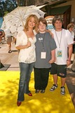 Deidre Hall Photo - Deidre Hall and sons at the Grand Opening of The Simpsons Ride Universal Studios Hollywood Universal City CA 05-17-08