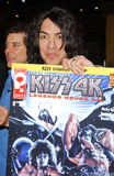 Paul Stanley Photo - Paul Stanleyat the Wizard World Convention where Platinum Studios Inc and Kiss Comics Group unveil the worlds largest comic book Los Angeles Convention Center Los Angeles CA 03-16-07