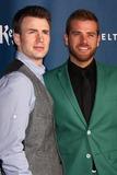 SCOTT EVANS Photo - Chris Evans Scott Evansat the 24th Annual GLAAD Media Awards JW Marriott Los Angeles CA 04-20-13