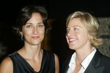 Ellen Degeneres Photo - Ellen Degeneres and girlfiend Alexandra Hedison at the HBO Post-Emmy party Spago Beverly Hills CA 09-22-02