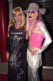 Candy Ass Photo -  Alexis Arquette and Candy Ass at the Stuff Magazines 7 Deadly Sins Escapade party in Los Angeles 07-20-00