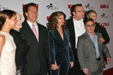 Jamie Lee Curtis Photo - Arielle Kebbel Penelope Spheeris Arnold Schwarzenegger Maria Shriver Tom Arnold Eric Gores and Jamie Lee Curtisat the premiere of The Kid and I Graumans Chinese Theatre Hollywood CA 11-28-05