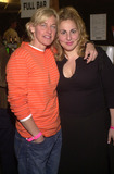 Kathy Najimy Photo -  Ellen Degeneres and Kathy Najimy at the Rock For Choice benefit concert for womens rights Hollywood Palladium 04-06-01