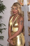 Train Photo -  Mary J Blige at the 14th Annual Soul Train Music Awards Los Angeles 03-04-00