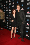 Aya Cash Photo - Aya Cash Chris Geereat the Baskets Red Carpet Event The Pacific Design Center West Hollywood CA 01-14-16