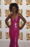 Train Photo -  Tangi Miller at the 14th Annual Soul Train Music Awards Los Angeles 03-04-00