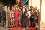 Peter Graves Photo - Peter Graves and Family at the Hollywood Walk of Fame induction ceremony for Peter Graves Hollywood CA 10-30-09