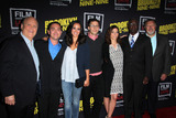 Andre Braugher Photo - Dirk Blocker Joe Lo Truglio Melissa Fumero Andy Samberg Chelsea Peretti Andre Braugher Joel McKinnon Millerat An Evening With Brooklyn Nine Nine LACMA Los Angeles CA 05-07-15