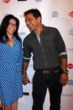 Anil Kumar Photo - Kimberly Kumar Anil Kumarat the Mining For Ruby Special Screening The Downtown Independent Los Angeles CA 07-30-14