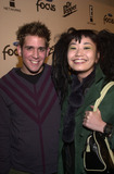 Akiko Photo - Eric Szmanda and date Akiko at Es Sizzling 16 awards for young performers Club AD Hollywood 01-30-02
