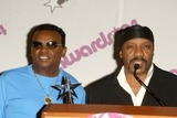 Ernie Isley Photo - Ron Isley and Ernie Isley at the 2004 BET Awards Nominees Announcement Renaissance Hotel Hollywood CA 05-12-04