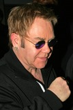 Larry King Photo - Elton John at CNN Studios for an appearance on Larry King Live Hollywood CA 02-07-05