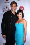Casper Van Dien Photo - Casper Van Dien Danielle Harrisat the Among Friends Private Preview Screening Jon Lovitz Comedy Club Universal City CA 04-17-12