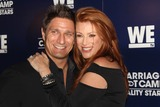 Angie Everhart Photo - Angie Everhart Carl Ferroat the Marriage Boot Camp Premiere Party 1OAK West Hollywood CA 01-08-15