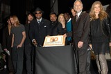 Jimmy Jam Photo - Jimmy Jam Neil Portnow Fergie Dave Grohl George Lopezat the 50th Annual Grammy Award Nominations Henry Fonda Music Box Theater Hollywood CA 12-06-07