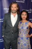 Karen David Photo - Timothy Omundson Karen Davidat the 2016 Alzheimers Association A Night At Sardis Beverly Hilton Beverly Hills CA 03-09-16