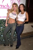 Flo Jalin Photo - Lisa Lagoon and Flo Jalin at the Launch Party for Bench Warmer Trading Cards the first trading cards to feature beautiful women Barfly West Hollywood CA 10-04-02