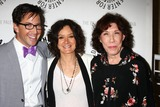 Sara Gilbert Photo - LOS ANGELES - JUL 16  Dan Bucatinsky Sara Gilbert Lily Tomlin arrives at  An Evening With Web Therapy The Craze Continues at the Paley Center for Media on July 16 2013 in Beverly Hills CA
