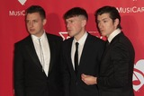 Arctic Monkeys Photo - LOS ANGELES - FEB 6  Arctic Monkeys at the MusiCares 2015 Person Of The Year Gala at a Los Angeles Convention Center on February 6 2015 in Los Angeles CA