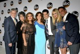 Andrew Leeds Photo - LOS ANGELES - JAN 14  Marty Adelstein Terri Hoyos Cristela Alonzo Maria Canals-Barrera Andrew Leeds Justine Lupe Carlos Ponce at the ABC TCA Winter 2015 at a The Langham Huntington Hotel on January 14 2015 in Pasadena CA