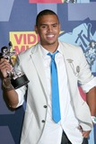 Chris Brown Photo - Chris Brown  in the Press Room at  the Video Music Awards on MTV at Paramount Studios in Los Angeles CA onSeptember 7 2008