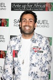 Ali Nejad Photo - Ali Nejadarriving at the 2nd Annual Ante Up For Africa Poker TournamentSan Manuel Indian Bingo  CasinoHighland   CAOctober 29 2009