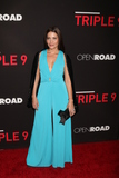 Adriana Fonseca Photo - LOS ANGELES - FEB 16  Adriana Fonseca at the Triple 9 Premiere at the Regal 14 Theaters on February 16 2016 in Los Angeles CA