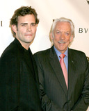 Rossif Sutherland Photo - Donald Sutherland  Son Rossif SutherlandDirty Sexy Money Premiere PartyParamount Studios TheaterLos Angeles  CASeptember 23 2007
