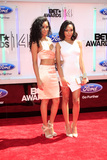 Shayne Murphy Photo - LOS ANGELES - JUN 29  Bria Murphy Shayne Murphy at the 2014 BET Awards - Arrivals at the Nokia Theater at LA Live on June 29 2014 in Los Angeles CA