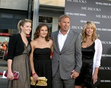 Christine Costner Photo - Kevin  Christine Costner  his daughtersMr Brooks PremiereManns Chinese Theater Los Angeles CAMay 22 2007