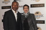 Carl Weathers Photo - LOS ANGELES - FEB 16  Carl Weathers Christine Kludjian at the Forsaken Los Angeles Special Screening at the Autry Museum of the American West on February 16 2016 in Los Angeles CA