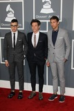 Andrew Dost Photo - LOS ANGELES - FEB 10  fun - Jack Antonoff Nate Ruess Andrew Dost o arrives at the 55th Annual Grammy Awards at the Staples Center on February 10 2013 in Los Angeles CA