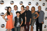 Albert Tsai Photo - LOS ANGELES - AUG 4  Krista Yu Dave Foley Albert Tsai Suzy Nakamura Jonathan Slavin Tisha Campbell-Martin Dana Lee at the ABC TCA Summer 2016 Party at the Beverly Hilton Hotel on August 4 2016 in Beverly Hills CA