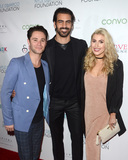 Emma Slater Photo - LOS ANGELES - NOV 30  Sasha Farber Nyle DiMarco Emma Slater at the Nyle DiMarco Foundation Love  Language Kickoff Campaign 2016 at Sofitel Hotel on November 30 2016 in Beverly Hills CA